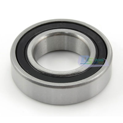New Bearings 6802 2RS Rubber Sealed Deep Groove Ball Bearing Metric 15x24x5mm