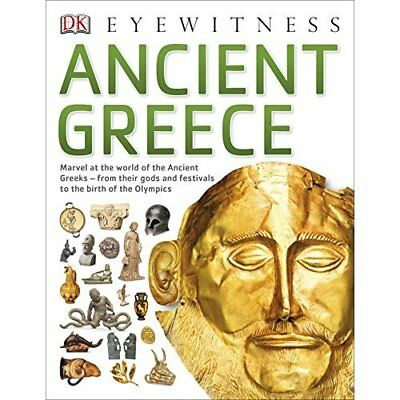 Ancient Greece - Paperback NEW Dk 2014-07-01