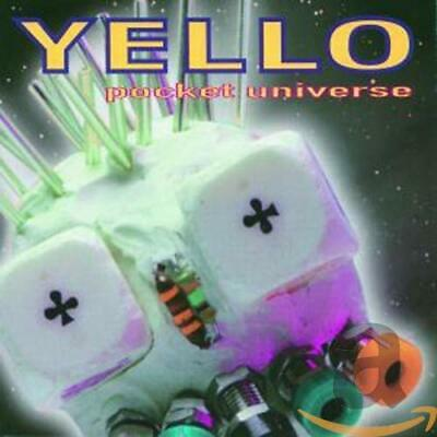 Yello - Pocket Universe - Yello CD R1VG The Cheap Fast Free Post The Cheap Fast