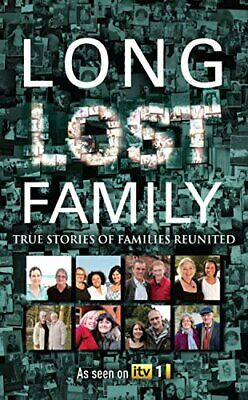 Long Lost Family: True stories of families reunited by Price, Humphrey Book The