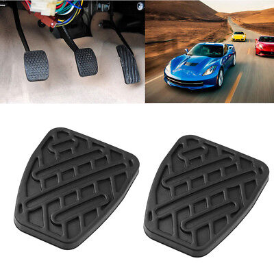 1PC Brake & Clutch Pedal Pad Rubber Cover For Nissan Qashqai (Manual)