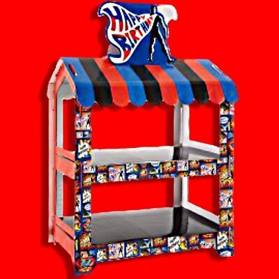 Asda Comic 2 Tier Cake Stand Display Cupcake Box Superhero Marvel Birthday Party