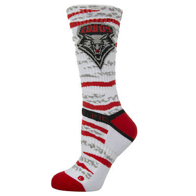 Strideline Athletic Socks New Mexico White Bengal 6800111 Strapped Fit Men's