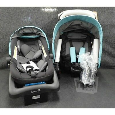 Safety 1st Tr378bxl Smooth Ride Travel System Waterfall Stroller And Car Seat