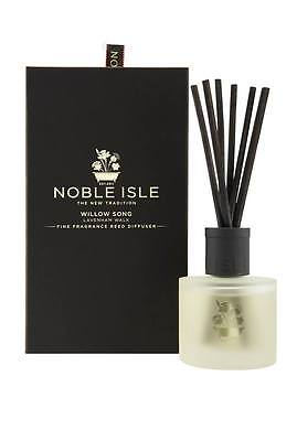 Noble Isle Willow Song Reed Diffuser & A FREE 30ml Molton Brown - BRAND NEW
