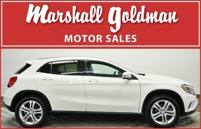 2015 Mercedes-Benz GL-Class  2015 Mercedes Benz GLA 250 Cirrus White/ Black MB-Tex with only 36,800 miles