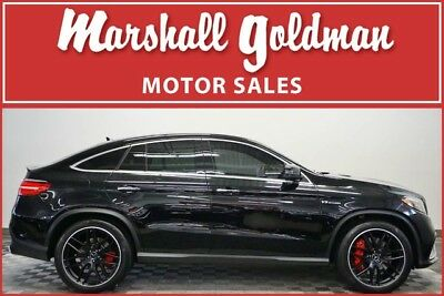 2016 Mercedes-Benz GL-Class  2016 Mercedes Benz GLE63 AMG Black with Black leather interior 13,800 miles.
