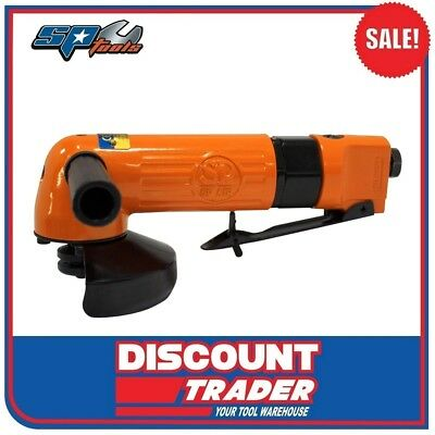 """SP Tools by SP Air Pneumatic Angle Grinder Automotive 125mm (5"""") SP-2257"""