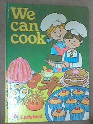 We Can Cook by Lynne Peebles Hardback Book The Cheap Fast Free Post
