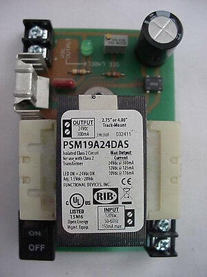 RIB Power Supply PSM19A24DAS Ships on the Same Day of the Purchase