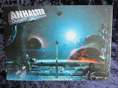 The Hitchiker's Guide To The Galaxy lobby cards