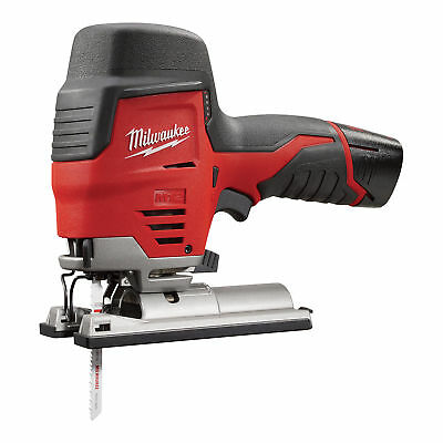 Milwaukee M12 Cordless Jig Saw Kit - 12 Volt, Model# 2445-21