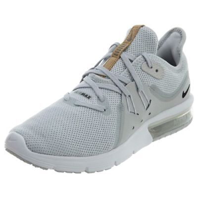 NIKE WOMENS NIKE Air Max Sequent 3 908993 101 WHITEPURE