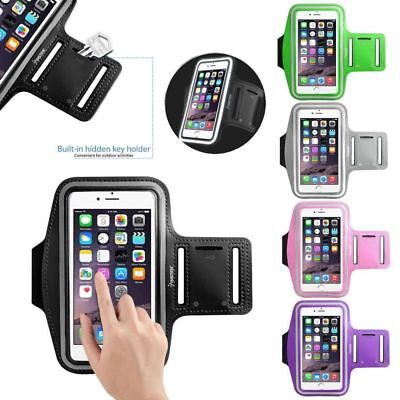 Sports Cycling Running Jogging Gym Armband Key Bag Case For Samsung Galaxy S4 S3