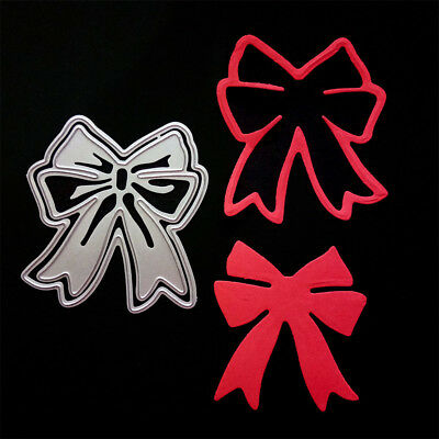 Bow tie Metal Cutting Dies Stencil For DIY Scrapbooking Album/photo Card DecorAT