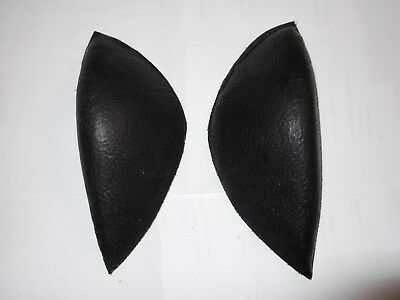 Thorowgood Thigh Blocks for G/P or Jump Saddles, (Pair) Slight seconds