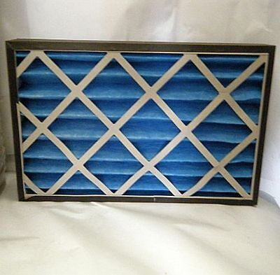 """Camfil Pleated Panel Air Conditioning Filter Airflow 4"""" Deep 680x445x97mm"""