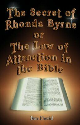 The Secret of Rhonda Byrne or the Law of Attraction i... by David, Ben Paperback