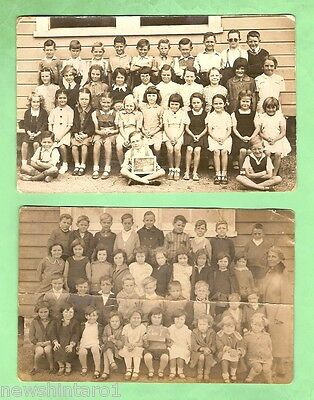 Australian School  Postcards - Pelaw Main 1941, Hunter Valley