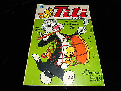 Titi poche 13 Editions Sagédition 1er janvier 1975