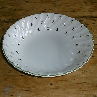 Laura Ashley THISTLE 7¼in Round Bowl