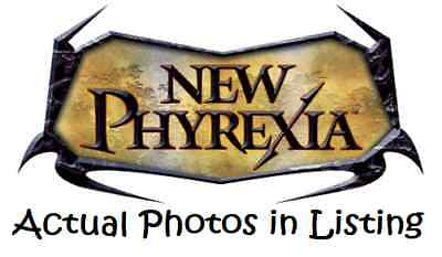 MTG Magic the Gathering New Phyrexia Mixed Lot C/U's. Multi Listing