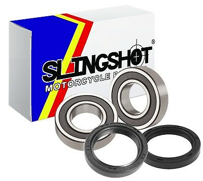 Slingshot Front Wheel Bearings & Seals Kawasaki ZR1100 ZRX 99-00