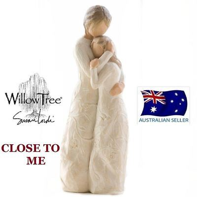 CLOSE TO ME Demdaco Willow Tree Figurine By Susan Lordi BRAND IN NEW BOX