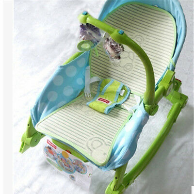 Newborn Three-rocking Comfortable Chair Stroller Mat Cool Cushion Seat Liners