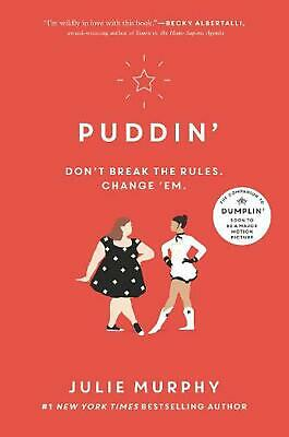 Puddin' by Julie Murphy Hardcover Book Free Shipping!