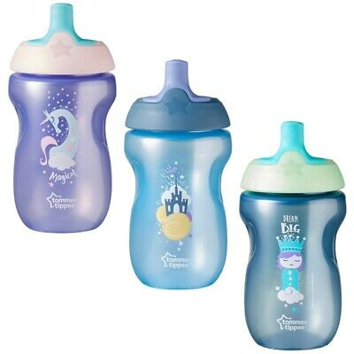 Tommee Tippee Sports Bottle 12m+ CHOICE OF DESIGN (A111)