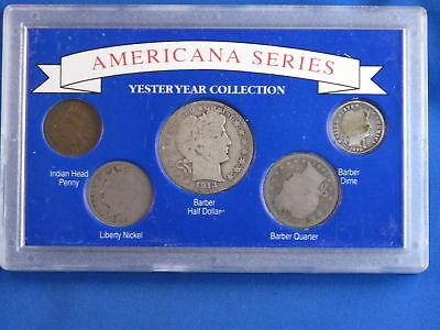 Americana Silver Yesteryear Collection B4947