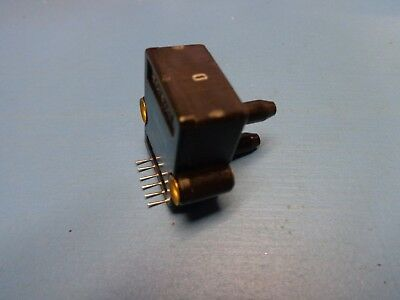 (1) SZ75235 SENSYM Pressure Transducer 6 PIN SIP with Right Angle leads NEW NOS