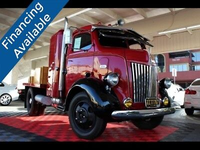 1947 Ford Coe 4 Speed Manual