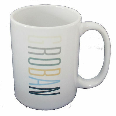 """Josh Groban """"summer With The Symphony"""" White Coffee Mug Cup New Official"""