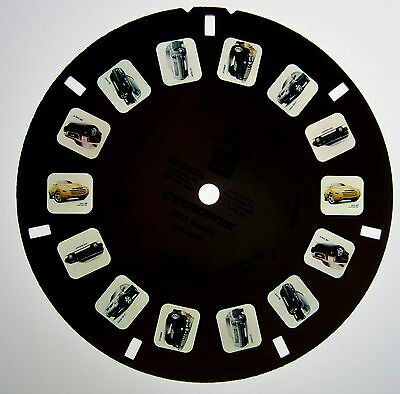 2003 GM Chevy Pontiac Cadillac Hummer Saturn GMC View-Master 3D Advertising Reel