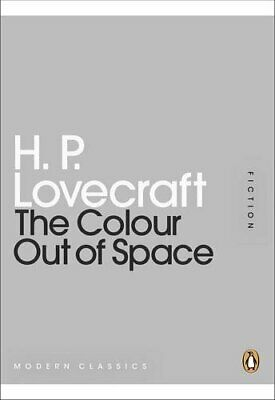 The Colour Out of Space (Penguin Mini Modern Clas... by Lovecraft, H P Paperback