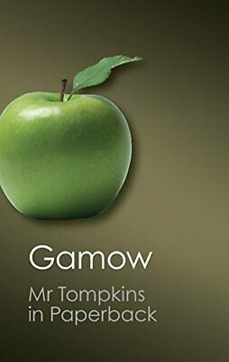 Mr Tompkins in Paperback (Canto Classics) by Gamow, George Book The Cheap Fast