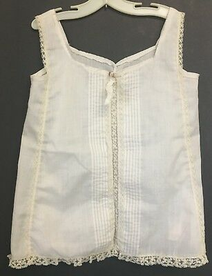 Vintage Tagged HER MAJESTY Girl's Toddler Dress Petticoat Slip Size 3