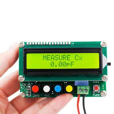 LC100-A High Precision Digital Inductance Capacitance L/C Power Meter Board 2018