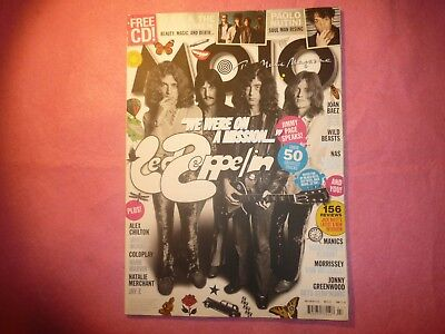 Magazine Mojo Nº 248 Led Zeppelin Echo & The Bunnymen Joan Baez R