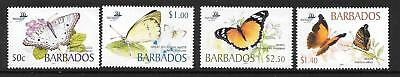 Barbados Sg1261/4 2005 World Stamp Expo Sydney Mnh