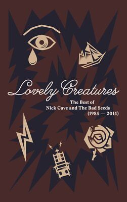 Nick Cave & The Bad Seeds - Lovely Creatures (NEW 3 x CD + DVD DELUXE BOXSET)