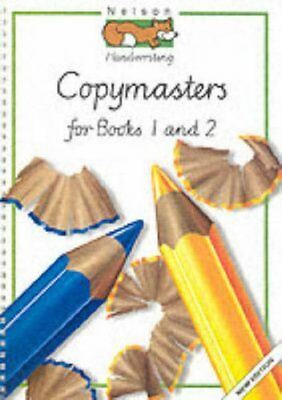 Nelson Handwriting: Copymasters for Books One & Two by Jackman, John Paperback