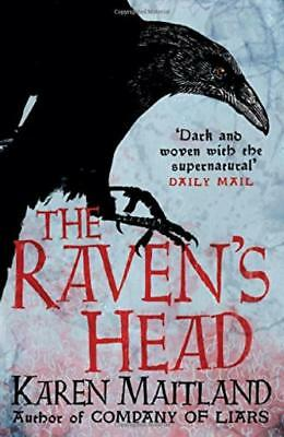 The Ravens Head - Karen Maitland - Headline Review - Good - Paperback