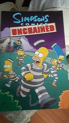 Simpsons Comic Unchained