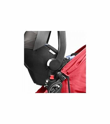 Baby Jogger City Mini ZIP Car Seat Adapter - Cybex/ Maxi Cosi/ Nuna NEW Open Box