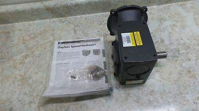 Dayton 4Z302 0.5 Max Input HP 44 Output RPM C-Face Speed Reducer