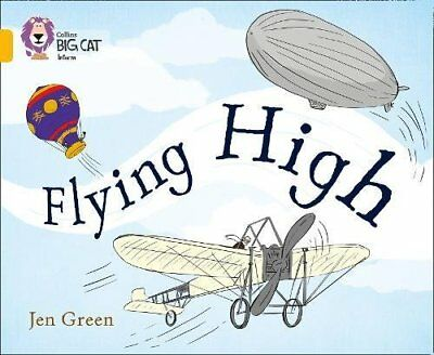 Flying High: Band 09/Gold (Collins Big Cat) by Collins Big Cat Book The Cheap