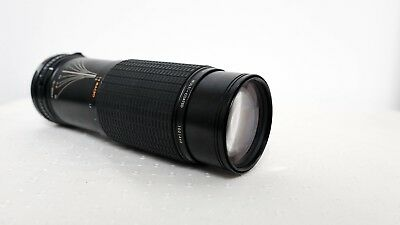 SIGMA 75-300mm 4.5-5.6 MC Macro Zoom lens for Canon FD fit FUNGUS
